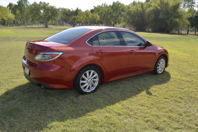 2010 Mazda 6 Classic