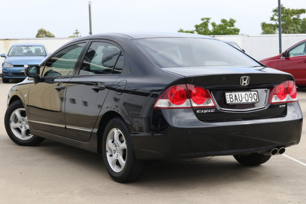 2006 Honda Civic 8th Gen VTi Sedan