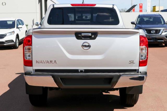 2020 Nissan Navara D23 Series 4 SL 4x4 Dual Cab Pickup Utility Image 3