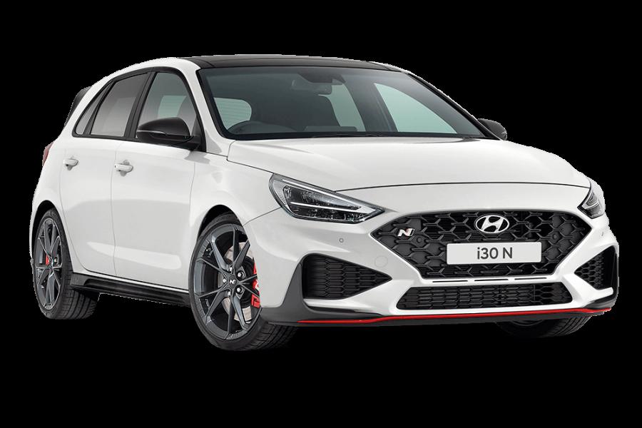 2021 MY22 Hyundai i30 PDe.V4 N Premium with Sunroof Hatch