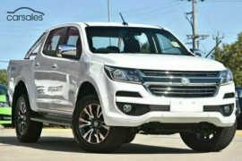 Holden Colorado LTZ Pickup Crew Cab RG MY17