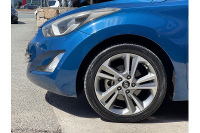 2014 Hyundai Elantra MD3 Active Sedan Image 5