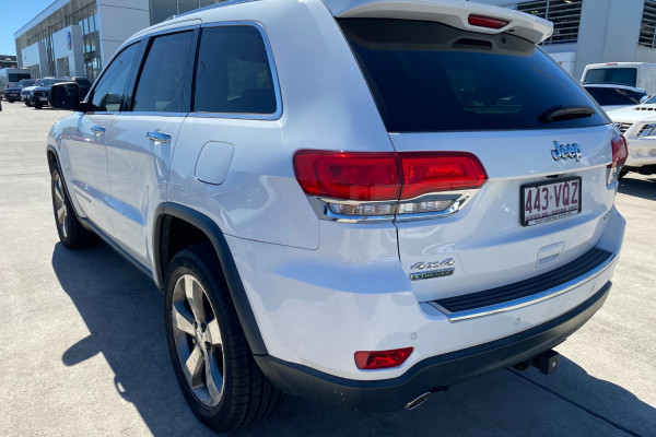 2015 Jeep Grand Cherokee WK Limited Suv