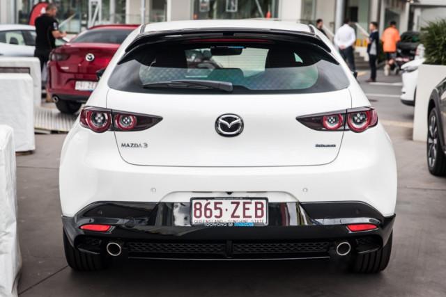2019 Mazda 3 BP G25 GT Hatch Hatch Image 4