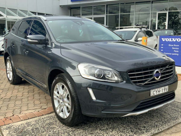 2014 Volvo XC60 DZ MY14 T6 Luxury Suv