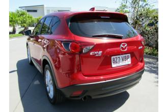 2014 Mazda CX-5 KE1031 MY14 Akera SKYACTIV-Drive AWD Suv Image 5