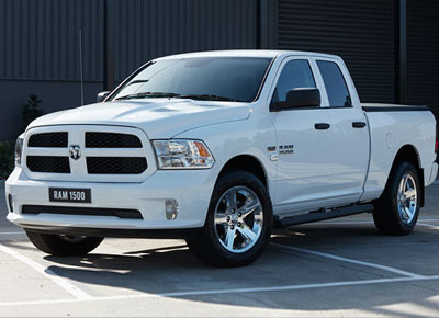 1500 Express V8 Hemi UNRIVALLED CAPABILITY, BUILT FOR ANY CHALLENGE