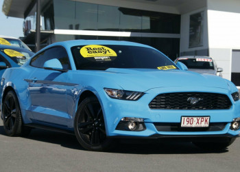 Ford Mustang Fastback SelectShift FM MY17