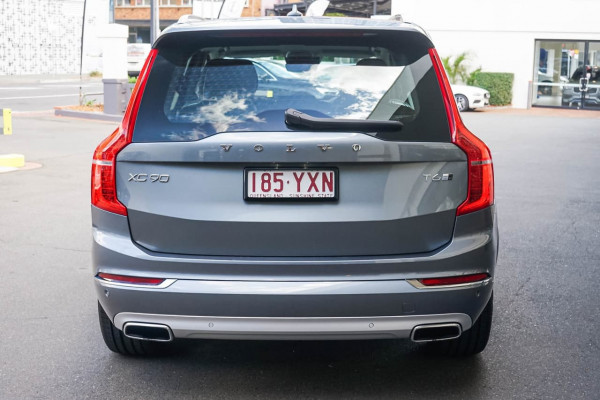 2018 MY19 Volvo XC90 L Series T6 Inscription Suv Image 3