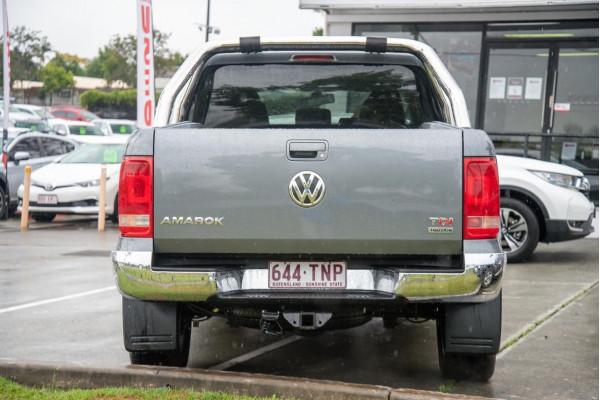 2014 Volkswagen Amarok 2H MY14 TDI420 Highline Utility Image 4