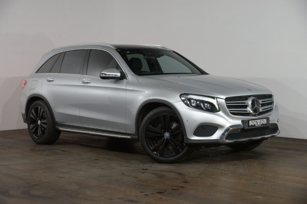 Mercedes-Benz Glc 250d Mercedes-Benz Glc 250d Auto