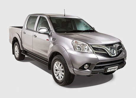 Tunland 4WD Automatic Double Cab