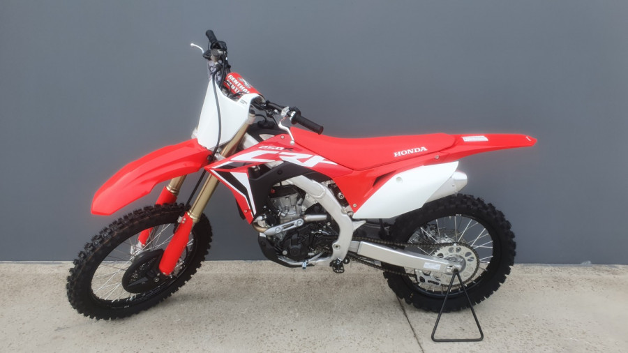 2020 Honda CRF250R TEMP 2020 CRF250R Motorcycle Image 12