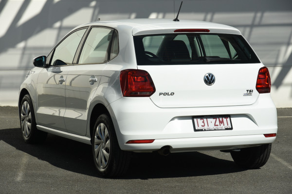2016 Volkswagen Polo 6R MY16 66TSI Hatch Image 3
