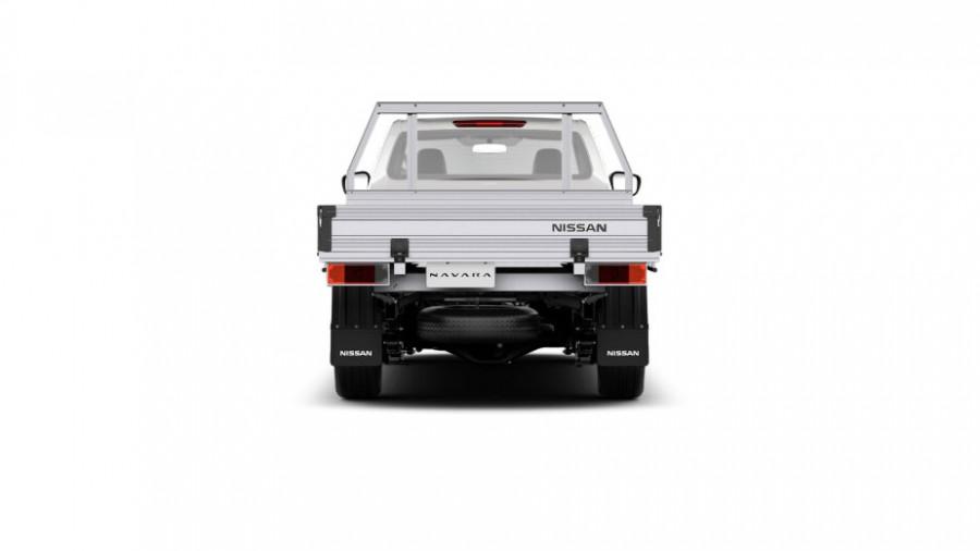 2021 Nissan Navara D23 Single Cab SL Cab Chassis 4x4 Cab chassis Image 22