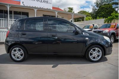 2008 Holden Barina TK MY09 Hatchback Image 5