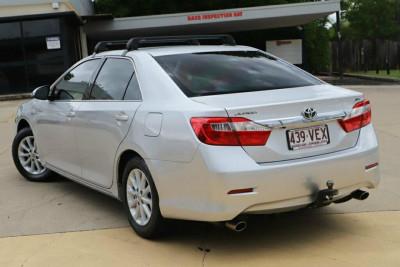 2014 Toyota Aurion GSV50R AT-X Sedan Image 2