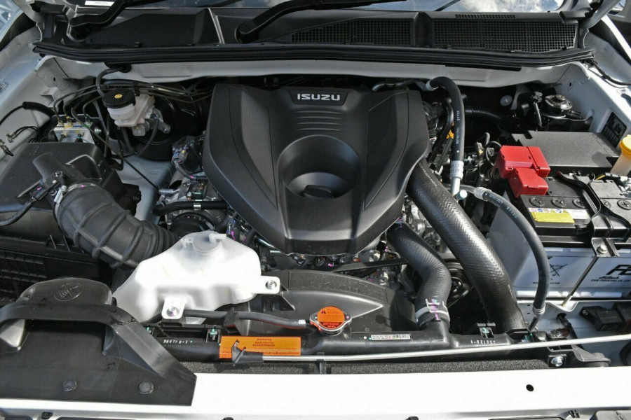 2020 MY21 Isuzu UTE D-MAX SX 4x2 Crew Cab Ute Utility