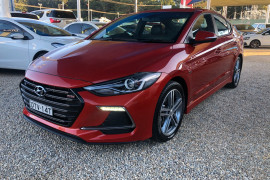 2017 MY18 Hyundai Elantra AD MY18 SR Sedan Image 3