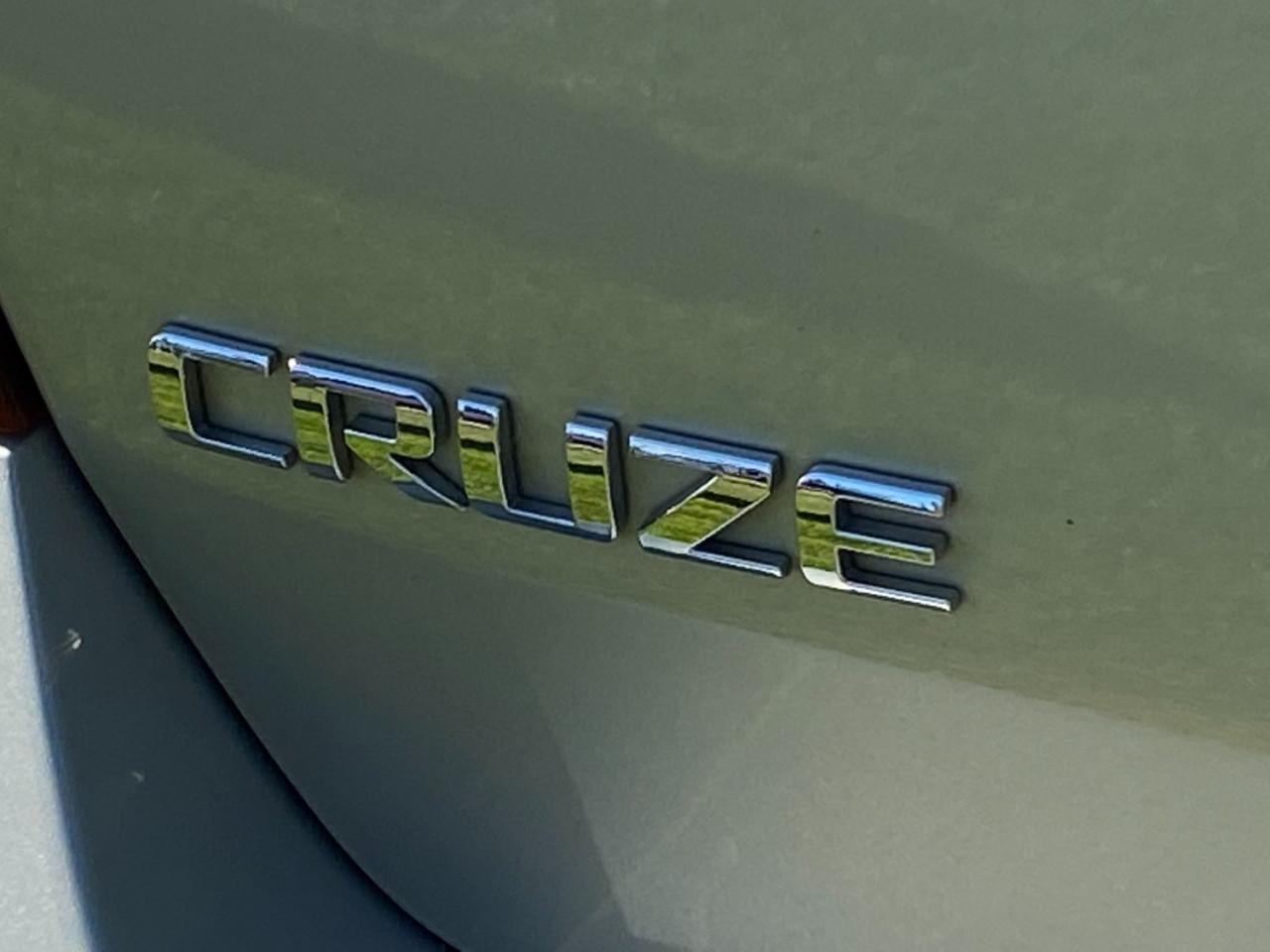 2012 Holden Cruze JH SERIES II MY12 CDX Hatchback Image 20