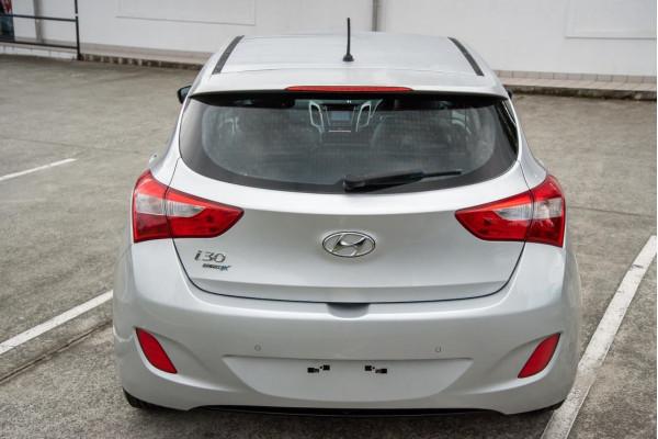 2015 Hyundai I30 GD3 Series II MY16 Active X Hatchback Image 4