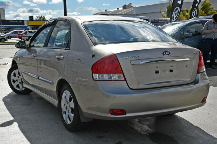 2006 MY07 Kia Cerato LD MY07 EX Sedan