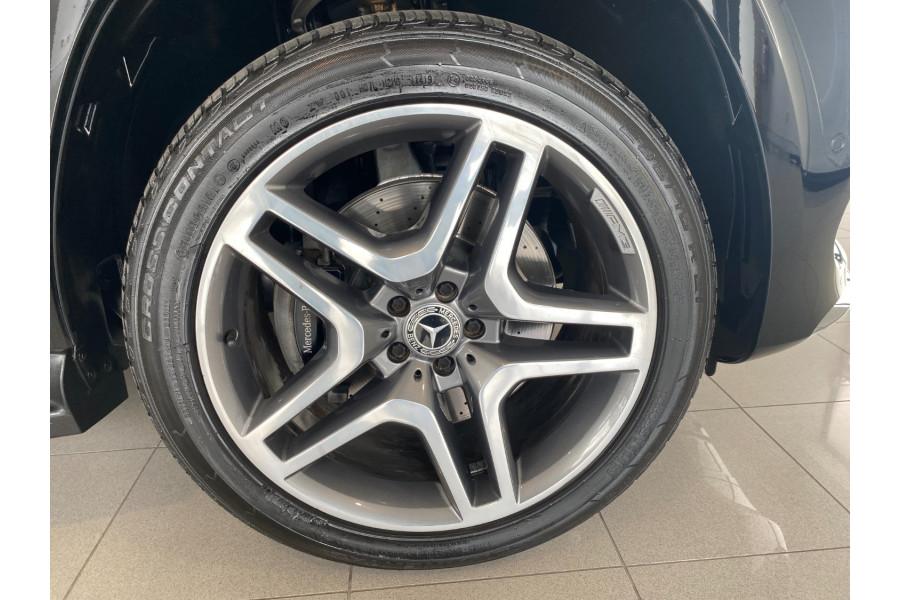 2016 MY07 Mercedes-Benz Gls-class X166 807MY GLS350 d Wagon