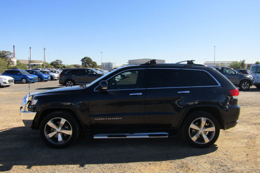 2015 Chrysler Grand Cherokee WK MY15 LIMITED Wagon