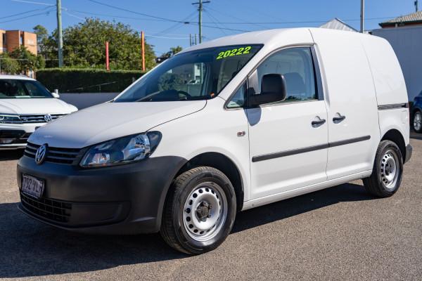 2014 MY15 Volkswagen Caddy 2KN  TSI160 Van Image 3