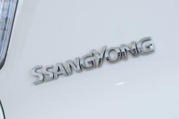 2019 MY18 SsangYong Tivoli X100 ELX Suv