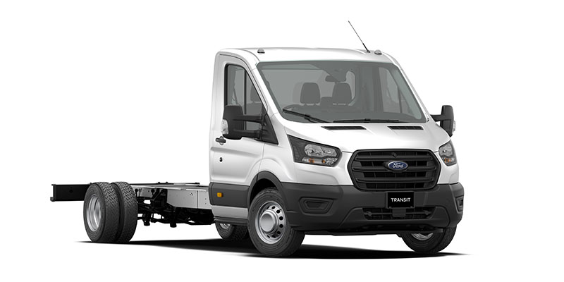 470E Single Cab Chassis (Transit Cab Chassis)