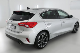 2018 MY19 Ford Focus SA 2019MY Titanium Hatchback Image 2