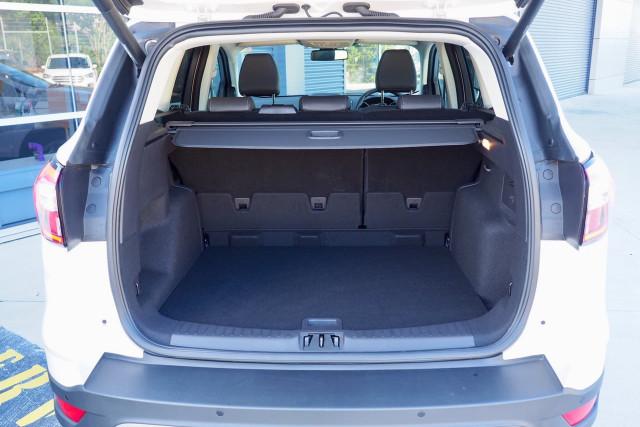 2017 MY18.00 Ford Escape ZG  Titanium Suv