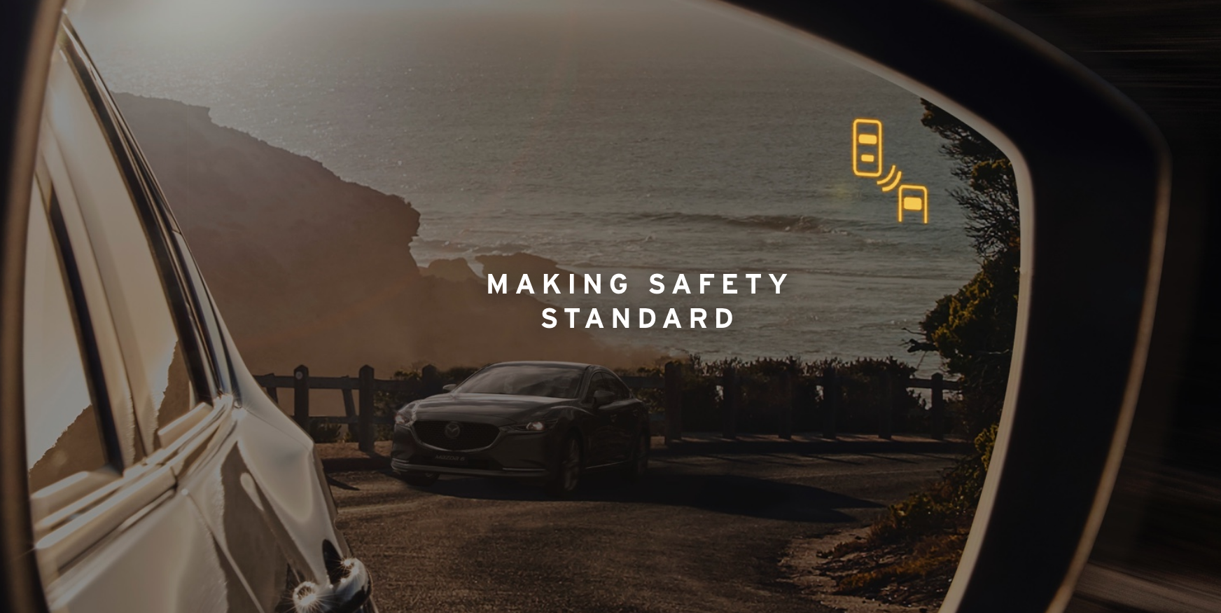 Mazda is putting safety first