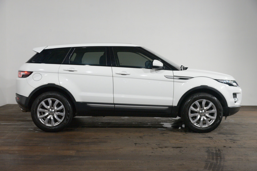 2014 Land Rover Evoque Sd4 Pure