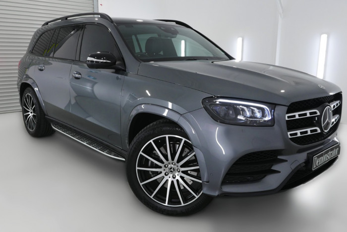 2019 Mercedes-Benz Gl Class Wagon