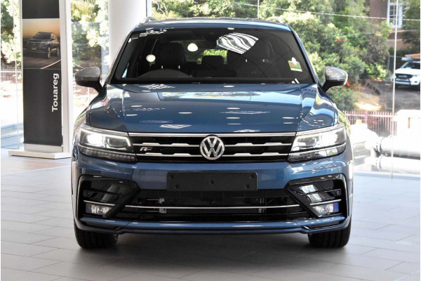 2020 MY21 Volkswagen Tiguan 5N 140TDI Highline Allspace Suv Image 4