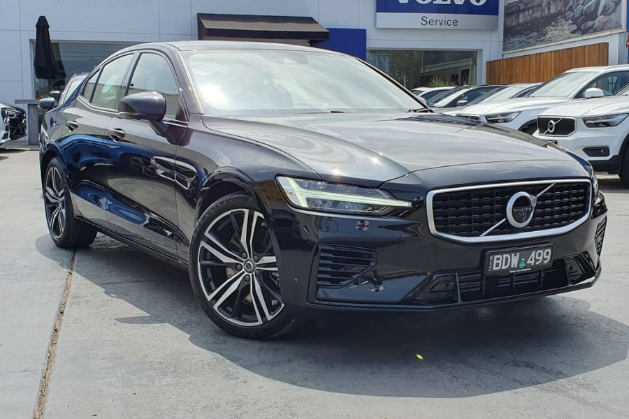 2019 MY20 Volvo S60 Z Series T8 R-Design Sedan Image 1