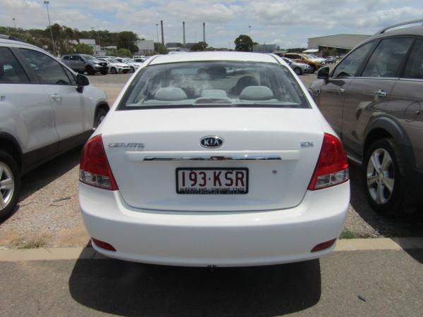 2007 Kia Cerato LD MY07 EX Sedan