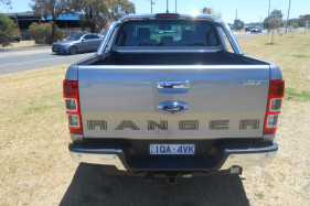 2019 MY19.75 Ford Ranger PX MkIII 4x4 XLT Double Cab Pick-up Utility Image 5