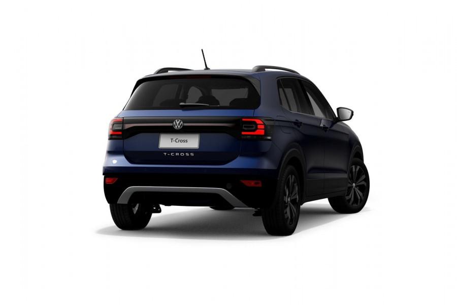 2021 Volkswagen T-Cross 85TSI CityLife (Black)
