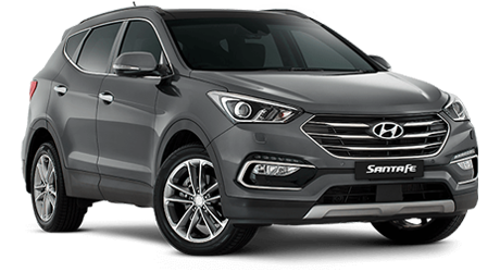 Santa Fe Bold, rugged and elegant - Santa Fe is the family SUV.