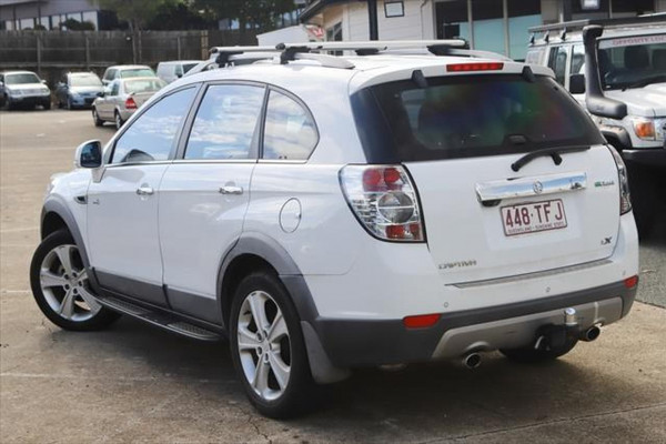 2013 Holden Captiva CG Series II MY12 7 LX Suv