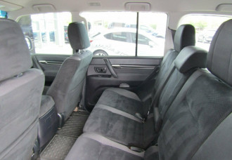 2007 Mitsubishi Pajero NS GLX Suv