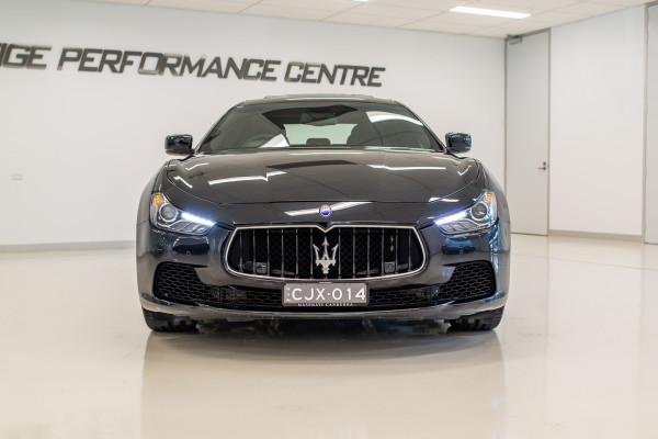 2014 MY15 Maserati Ghibli M157  S Sedan