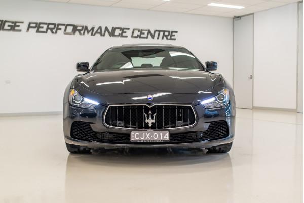 2014 MY15 Maserati Ghibli M157  S Sedan Image 2
