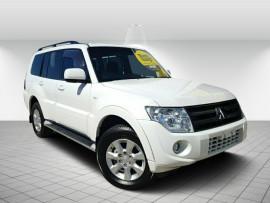 Mitsubishi Pajero GLX NW MY12
