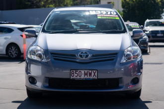 2010 MY11 Toyota Corolla ZRE152R  Conquest Hatchback Image 4