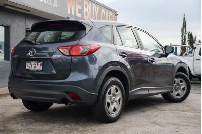 2012 Mazda CX-5 KE Series Maxx Suv Image 3