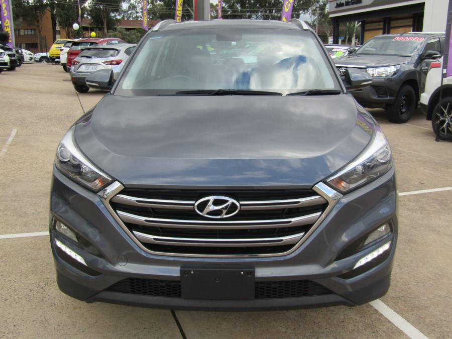 2016 MY17 Hyundai Tucson TL Elite Suv Image 8